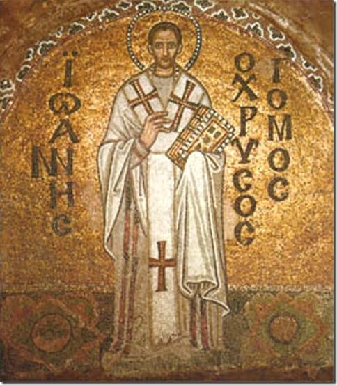 Ioannes Chrysostomus